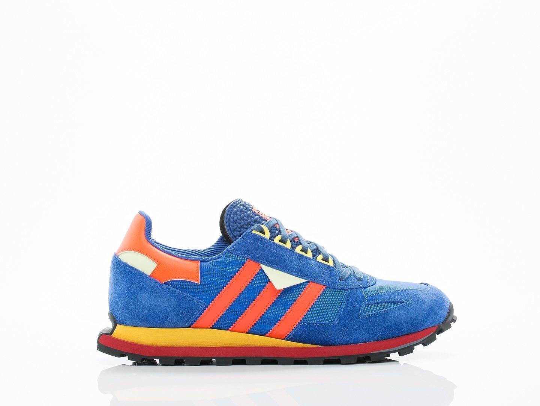 0ed89f8101e Amazon.com | adidas Mens Racing 1 Prototype Blue/SESORE/EQTYEL S79169 13 |  Running