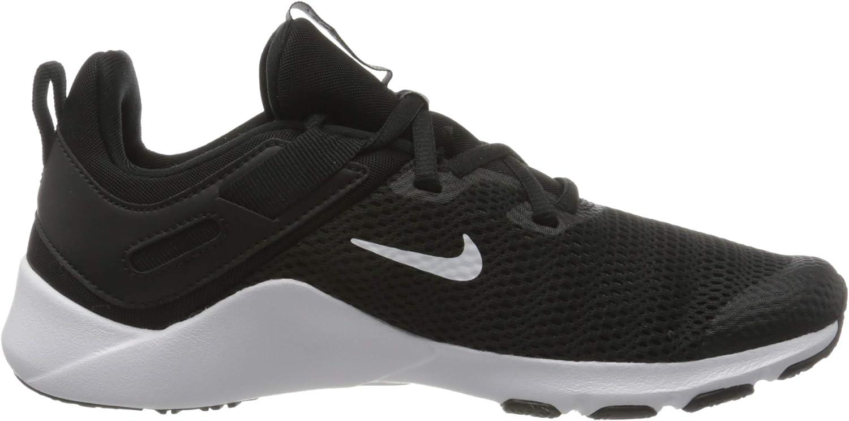 Nike Women's Gym Sneaker, Black White Black White White