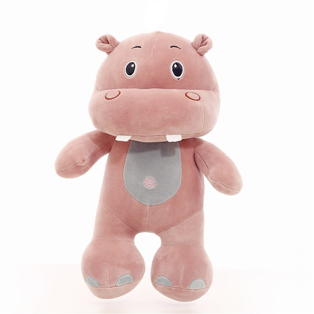 Maogolan Stuffed Hippo Toy Animal Plush Pillow Bedtime Originals Plush Toy for Kids 20 Inch by Mishion