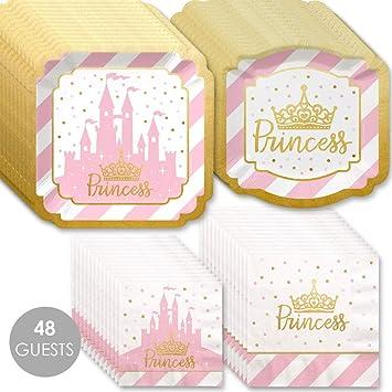 Amazon.com: Pequeña corona de princesa con papel de aluminio ...