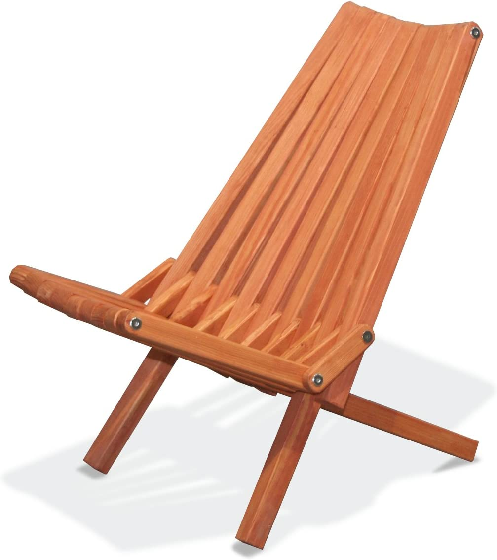 GloDea X36 No Knots Selection Lounge Chair, Buffalo Wing