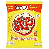 KP Skips - Tingly Prawn Cocktail (6x15.5g)