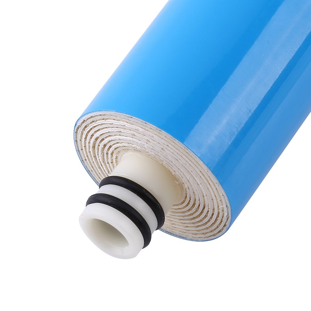 High Purity Reverse Osmosis Membrane Systems Aquarium Water Filter RO Blue 75 GPD