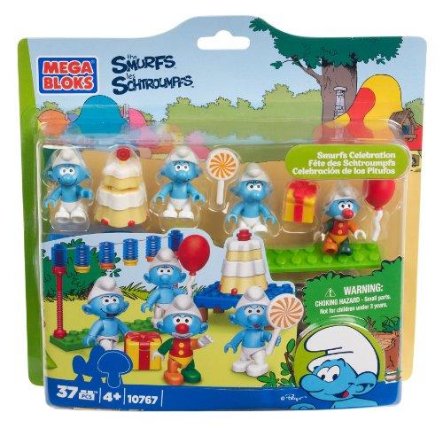Mega Bloks Smurfs Multipack: Amazon.es: Juguetes y juegos