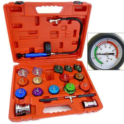 ARKSEN Radiator Cap Pressure Tester Cooling System Pressurizing - Cta Radiator Pressure Tester