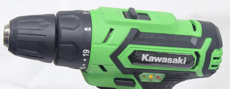 Kawasaki 65915 Akku-Bohrschrauber 20 V 2,0 Ah Li-Ion-65915