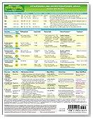 MemoCharts Pharmacology: Dyslipidemia and Antihyperlipidemic Drugs (Review chart)