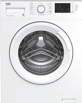 Beko Wtxs51022 W Autonome Belastung Bevor 5 Kg 1000trmin A Wei Waschmaschine
