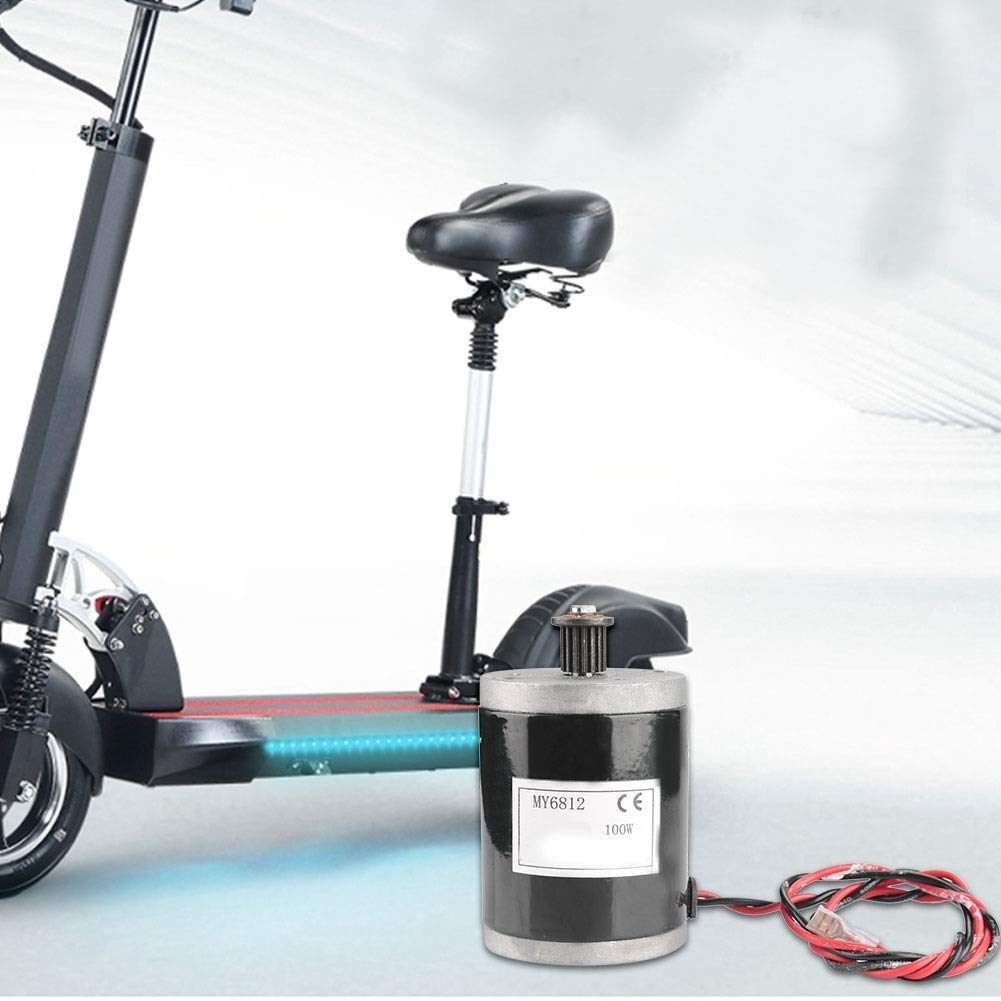 Cepillado Motor-100W metal cepillado Motor eléctrico de alta ...
