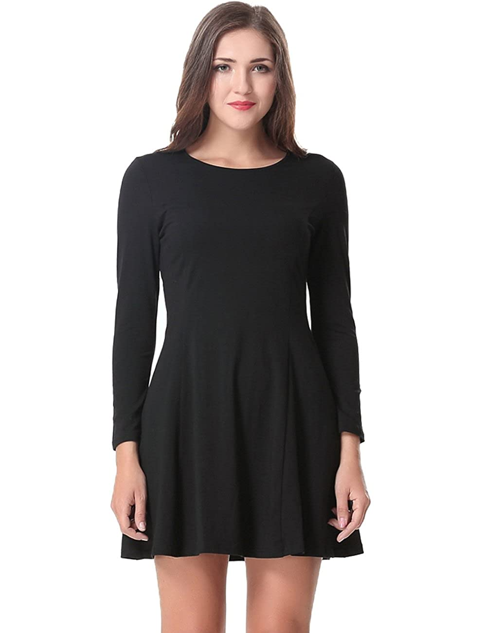 f9b3ce9470b4 Top 10 wholesale Dark Pink Skater Dress - Chinabrands.com