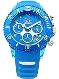 【アイスウォッチ】ICE WATCH 腕時計 ICE AQUA アイスアクア マリブ クロノグラフ/アクアブルー ユニセックス(男女兼用) AQ.CH.MAL.U.S 【国内正規品】