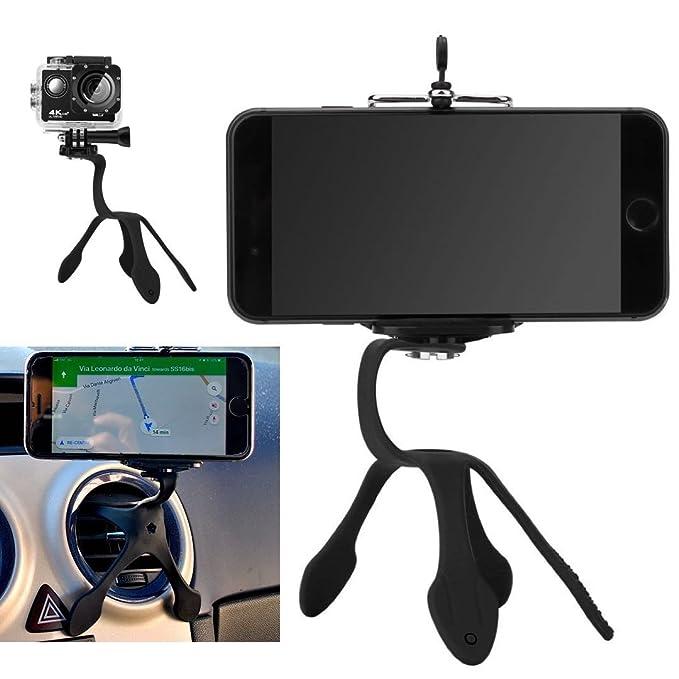 Ulix Poseidon - Soporte Trípode universal para GoPro, cámara ...