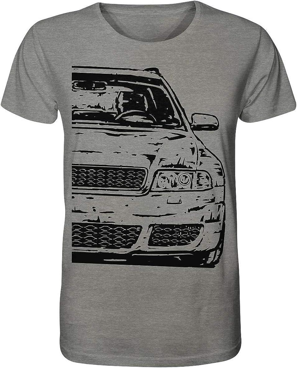 glstkrrn RS4 B5 Avant T-Shirt