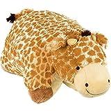 Pillow Pets Authentic Jumbo Giraffe - 30' Jumbo Folding Plush Pillow