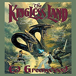 The Kingless Land Audiobook