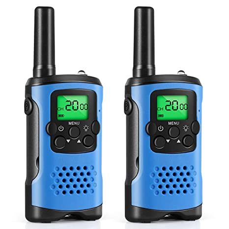 Amazon Com Walkie Talkies For Kids Toys For 3 12 Year Old Boys 2