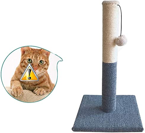 Juguete Para Gatos, Rascador Para Gatos Marco Para Trepar Columnas Para Rascarse Después Del Gato Poste Para Rascarse Con Sisal Rodante Entrenamiento Del Árbol Del Gato Con Tablero Para Rascar: Amazon.es: Hogar