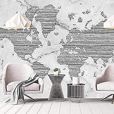Mural Art Classroom Background Wallpaper 3d Hand Painted World