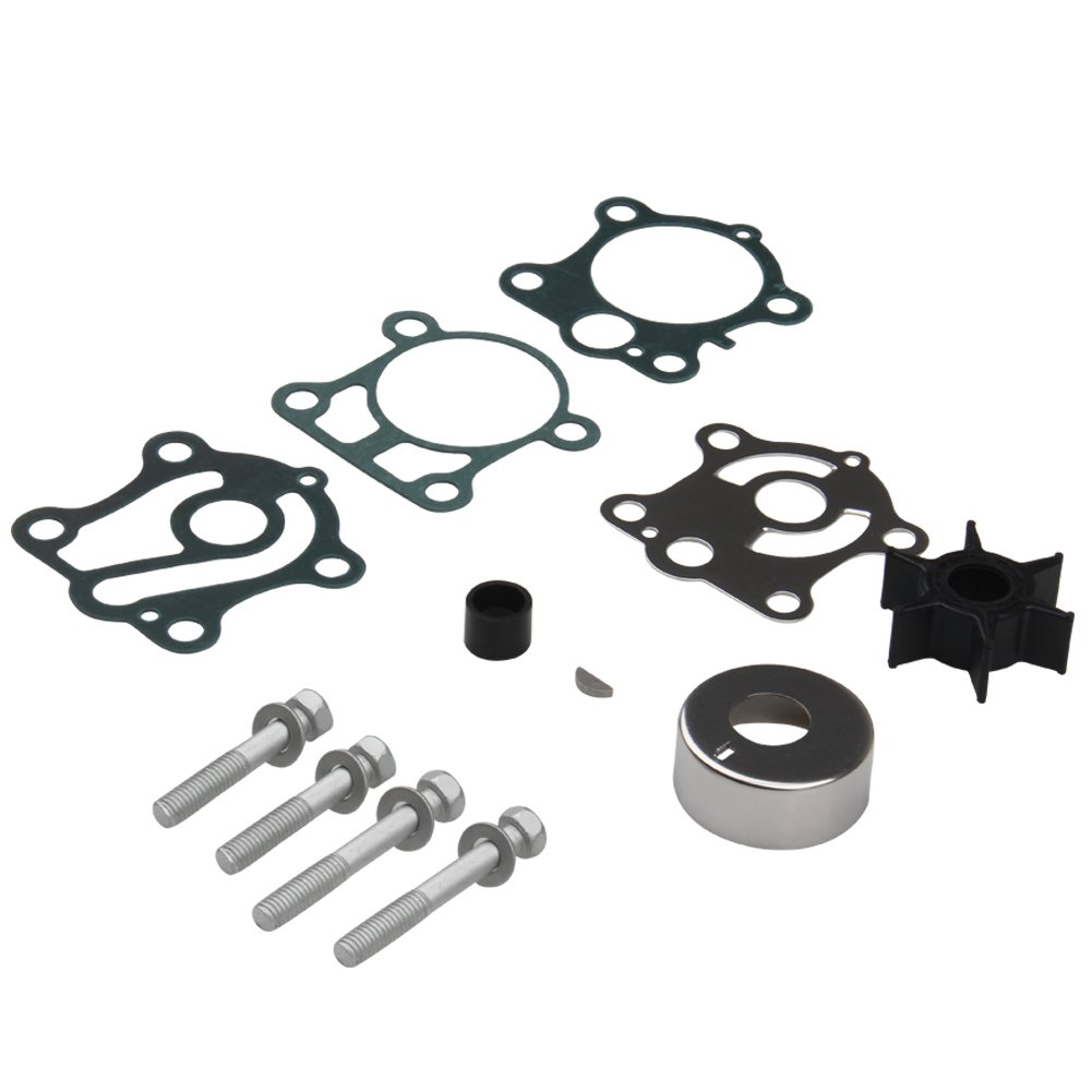 Water Pump Kit For Yamaha 40HP 50HP Boat Outboard Motors #6H4-W0078 6H4-W0078-00