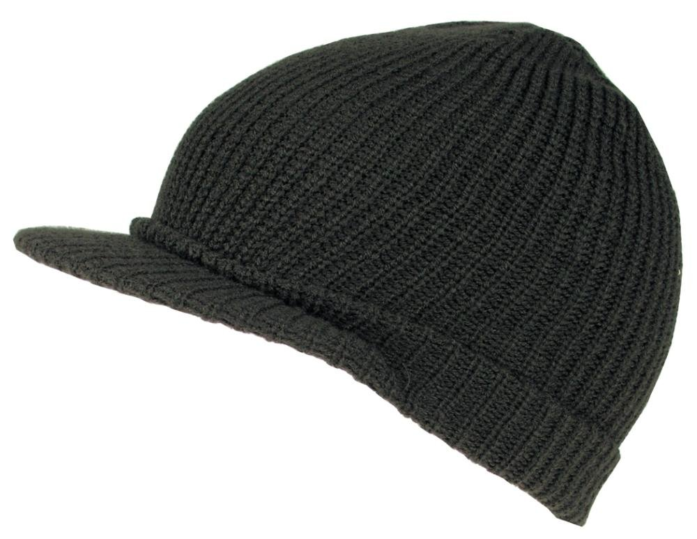 Trendy Jeep Cap - Mütze mit Schild oliv Oliv