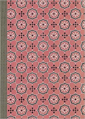 Carnet Blanc, Motif Fleurettes, Papier Peint 18e (Bnf Papiers ...