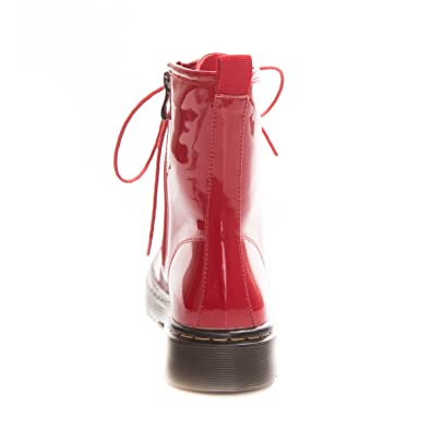 76dc193c27166 Amazon.com | Soho Shoes Women's Classic Lace Up Combat Mid Calf ...