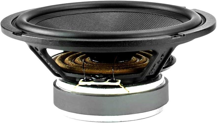 Cdt Audio Es 625wfr 6 5 Zoll 16 5cm Mitteltöner 75w 2 Ohm Einbautiefe 6 93cm Paar Audio Hifi