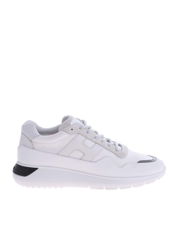 69faec0f94a5b Hogan Men's HXM3710AJ10KZ14829 Leather Sneakers White nnakub5921 ...