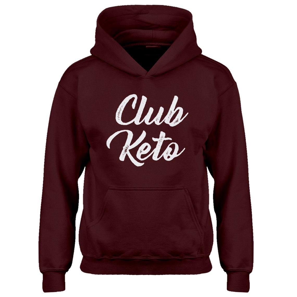 Indica Plateau Youth Club Keto Kids Hoodie