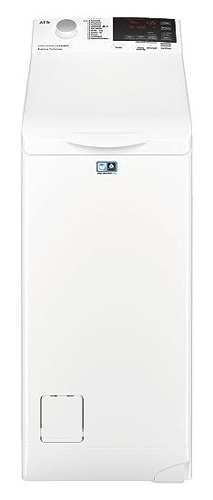 AEG L6TB61370 Waschmaschine Toplader / 7,0 kg / Mengenautomatik / Nachlegefunktion / Kindersicherung / Allergikerfreundlich /