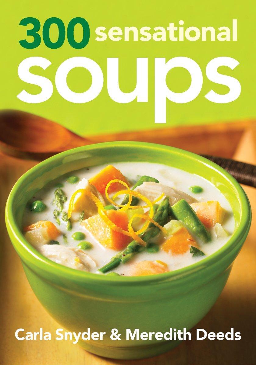 Download 300 Sensational Soups pdf epub