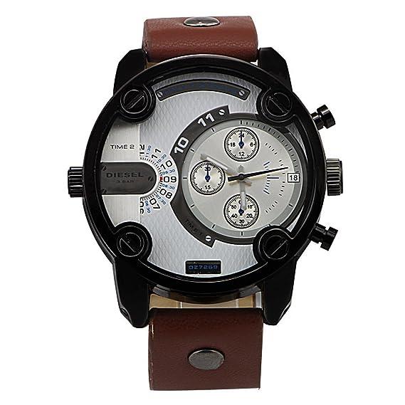 Hombres Relojes grandes de moda del reloj