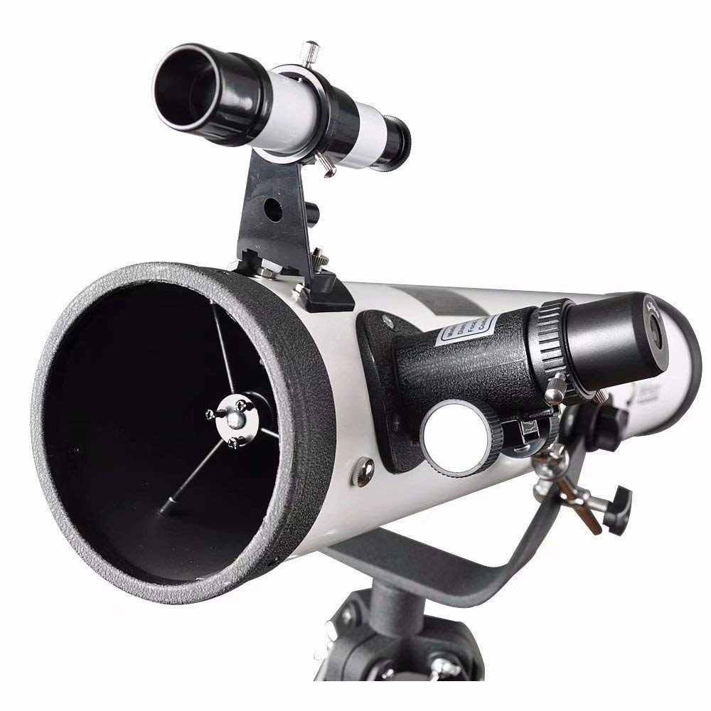 Telescope 70mm Apeture Travel Scope 400mm AZ Mount Good Travel Telescope with Backpack for Kids and Beginners /… Good Partner to View Moon and Planet