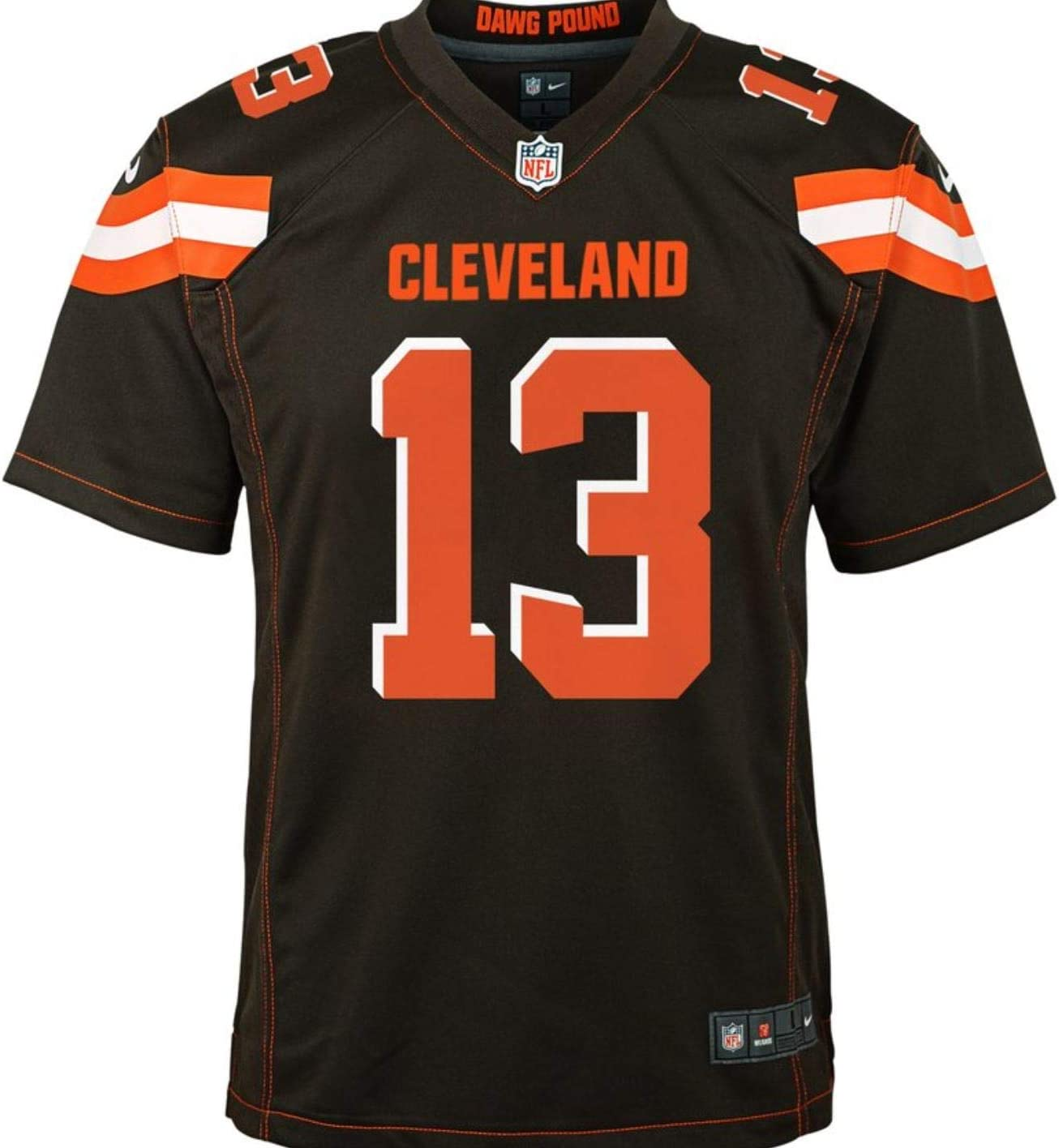nfl browns jersey