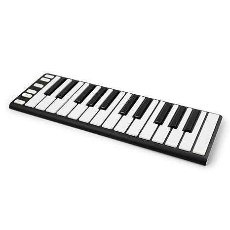 CME XKey 25 Nota Piano Negro | Midi funda para teclado ...