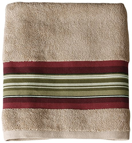 Saturday Knight Madison Stripe Bath Towel