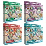 Pokemon 2017 WORLD CHAMPIONSHIP DECKS SET OF 4