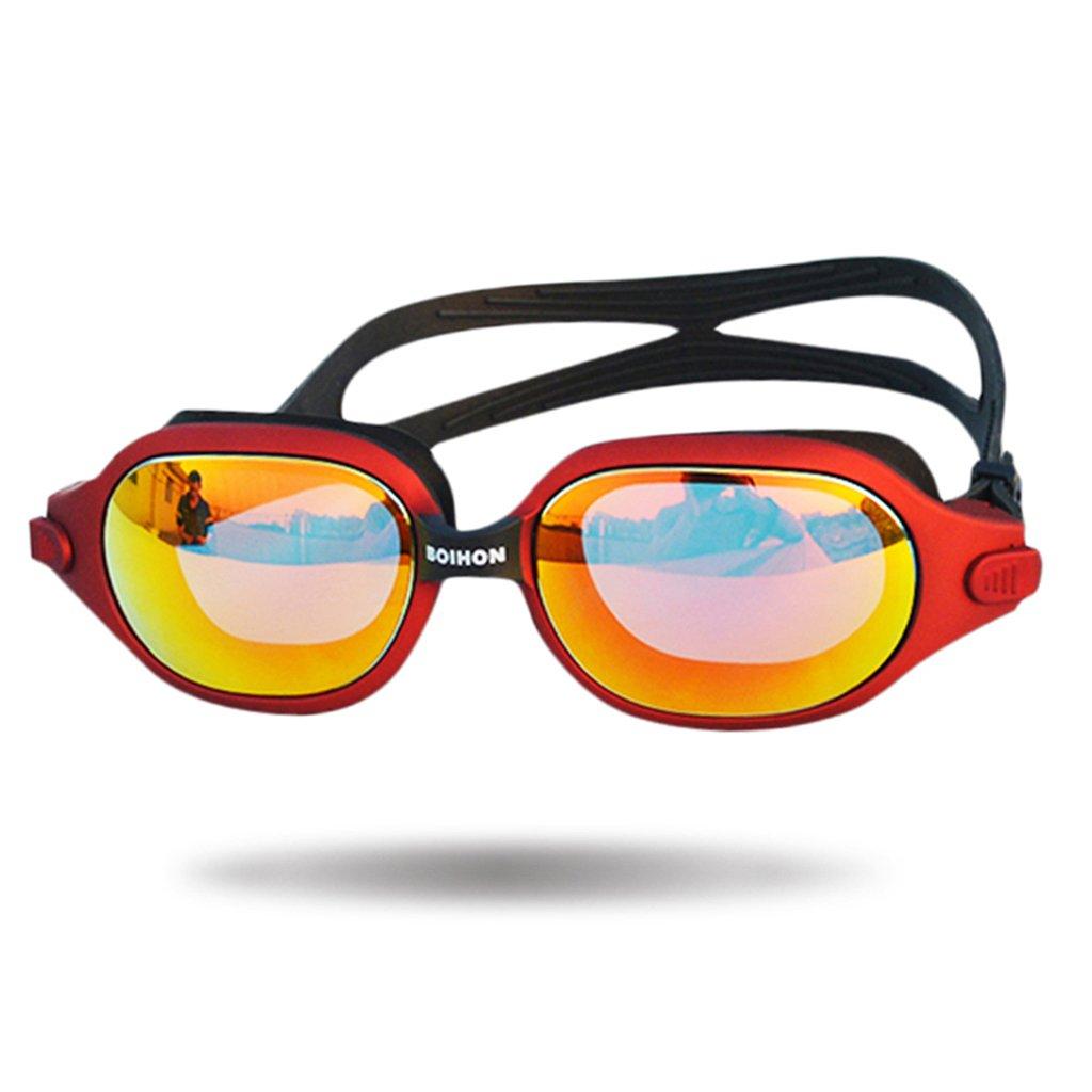 CHENYANGS Schwimmbrille Anti-Fog und UV-Schutz einstellbare weiche Silikon Professional Schwimmbrille Schwimmbrille B07DN9LMV7 Schwimmbrillen Direktgeschäft