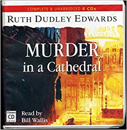 Book Murder in a Cathedral (Chivers Sound Library)