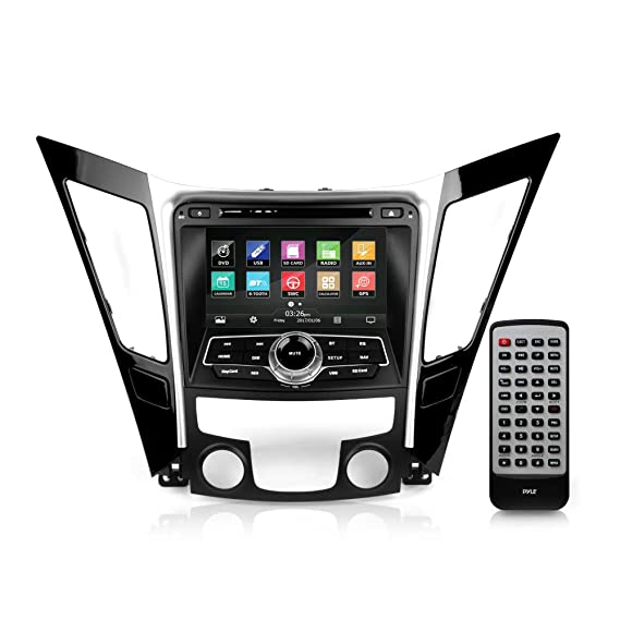 2011 Hyundai Sonata Double Din - Replacement Touchscreen Car Head Unit Stereo Radio Receiver with USB