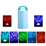 SparkLia Cool Mist Humidifier and Night Lamp