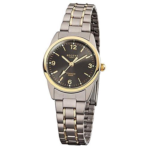 Titan Reloj 26 mm Regent f429