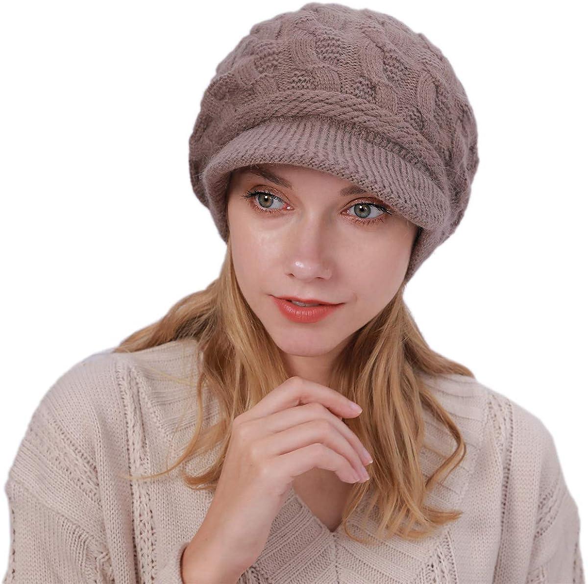 G.C Women Warm Caps Beret...