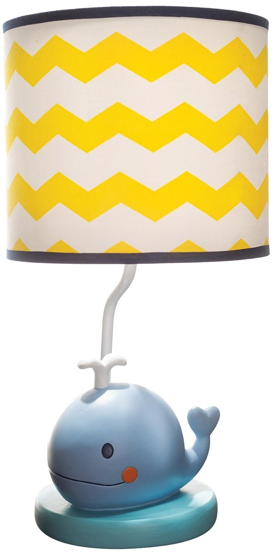 Amazon.com : Kids Line Lamp Base and Shade, Sail Away ...