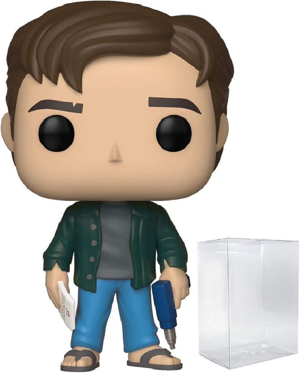 Funko Movies: Office Space - Peter Gibbons Pop! Vinyl Figure (Includes Compatible Pop Box Protector Case)