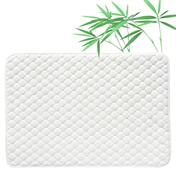 Amazon.: Quilted Pack N Play Crib Mattress Pad Liner Thicker