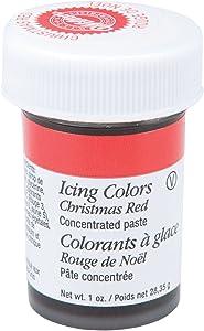 Wilton Christmas X-Mas Icing Color