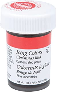wilton 610 302 christmas x mas icing color - Colorant Wilton Gel