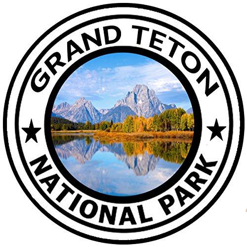 Rogue River Tactical Grand Teton National Park Sticker 5