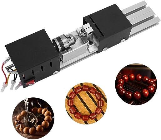 Lathe Beads Polisher Jewelry Beads Polishing Grinding Machine Woodworking DIY Rotary Tool Woodworking Tools